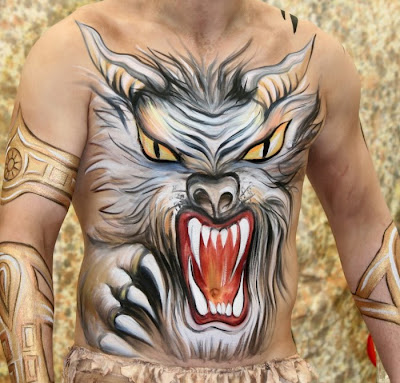 Maxon Body Painting Style