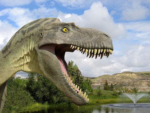 3D Living Dinosaurs