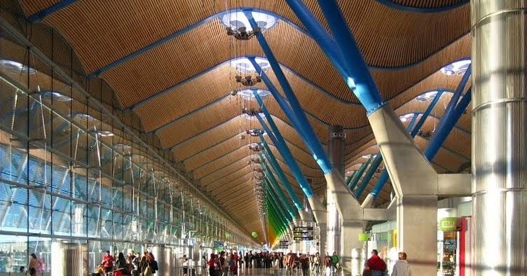 25 a os de ciencia y tecnolog a 2006 terminal t4 barajas for Arquitecto t4