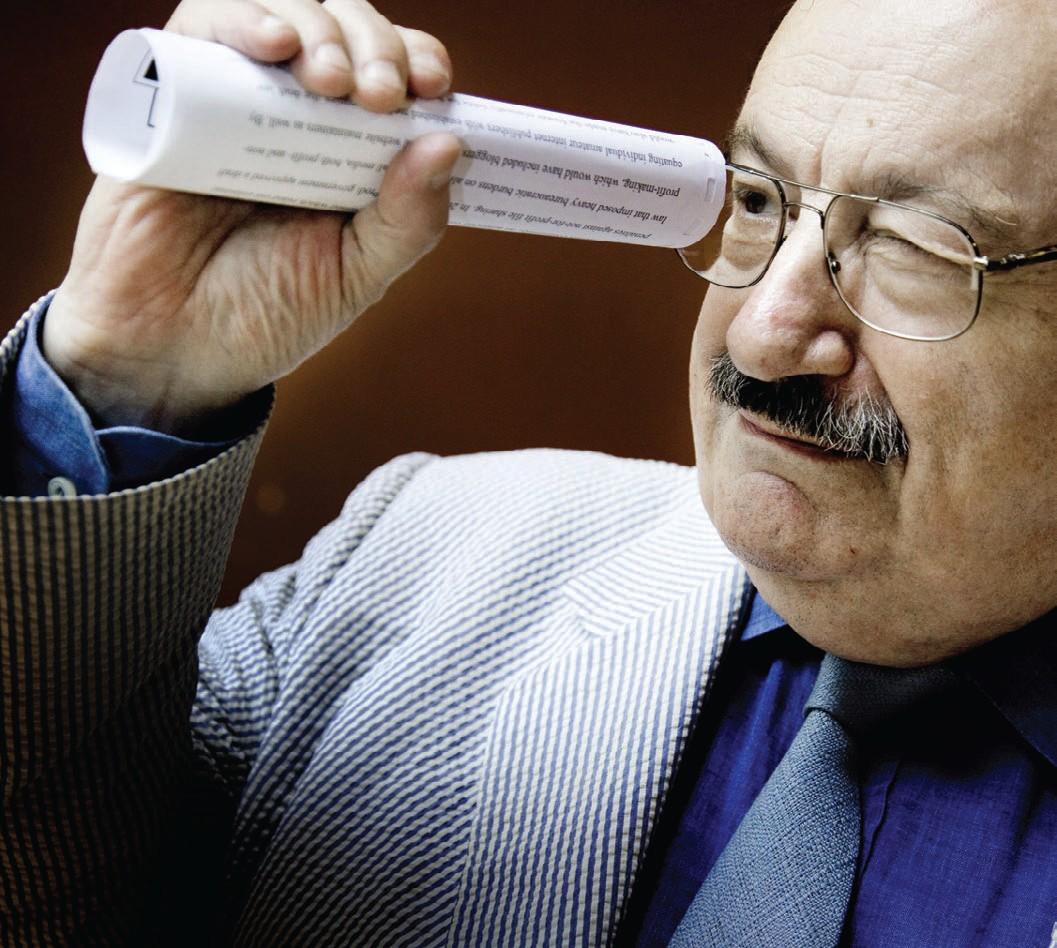 """""""Creo que, como los baños... Umberto+Eco"""