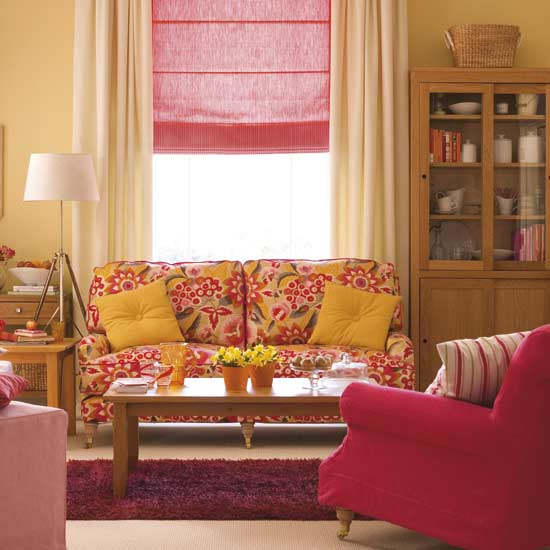 Walls Furniture Inspiration Bold Upholstery