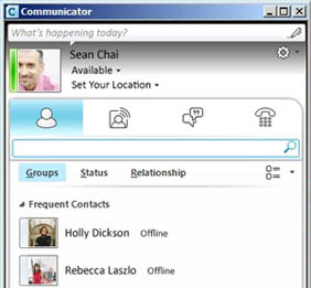 Office Communicator 2010
