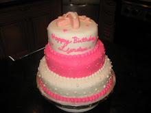 Lyndsee's Ballet Cake