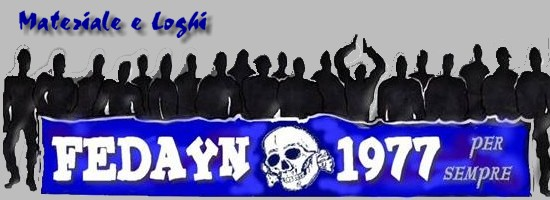 FEDAYN CASSINO MATERIALE ULTRAS