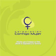 Logotipo Corporación Contigo Mujer