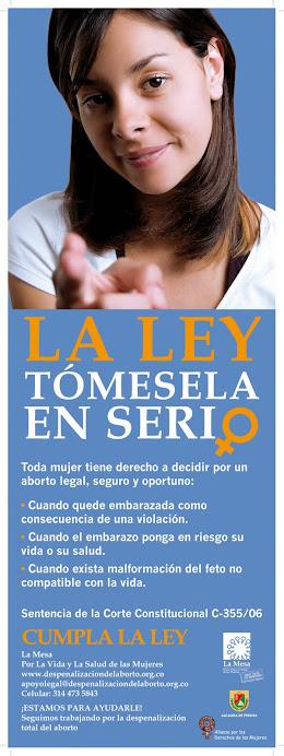 DESPENALIZACIÓN DEL ABORTO DESDE 2006