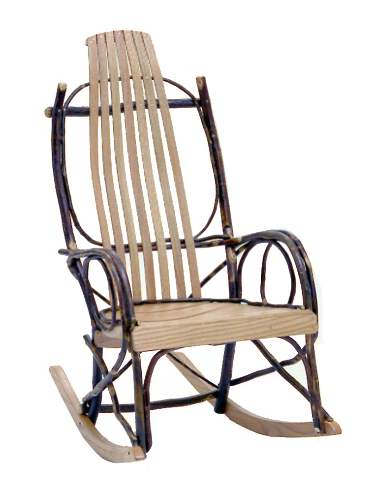 amish rocking chair plans