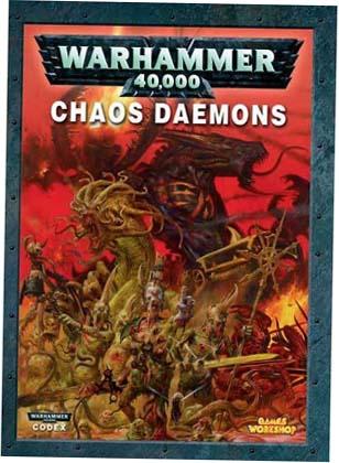Matter of FAQ - Chaos Daemons 8e v1.0 - YouTube