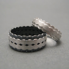 Ruffled fused rings