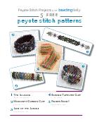 5 peyote stich patterns