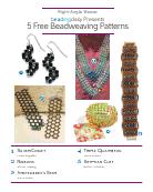 5 Beadweaving Patterns
