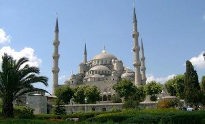Султан Ахмед джамия (Синята джамия), Истанбул