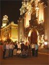 Pacha y Comuneros en Lima
