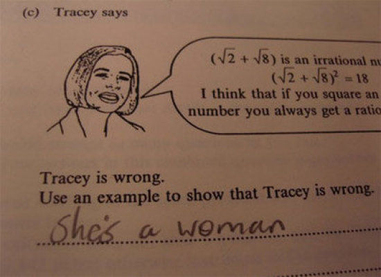 funny test. Funny Test Answers.
