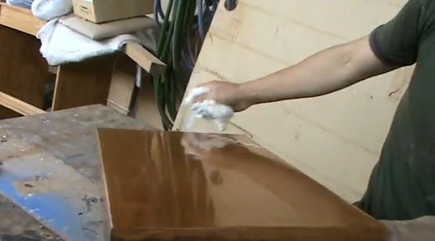 Decoraciones manualidades en madera como proteger for Cera para muebles de madera