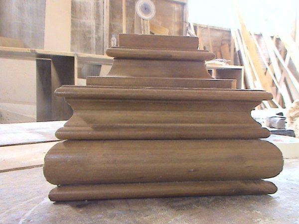 Decoraciones manualidades en madera como hacer una - Angulos de madera ...