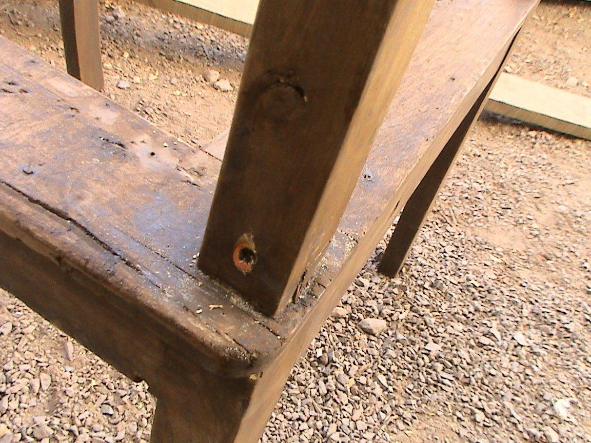 Decoraciones manualidades en madera como reparar un - Masilla para reparar madera ...