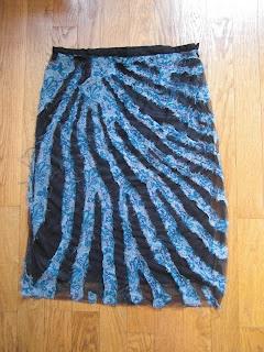 Jupe Antik Batik vide dressing