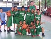 La escuela de David Caraballo en Barinas .