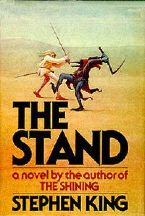 a review of the stand a novel by stephen king Explore a comprehensive list of stephen king books and stories including fiction and  the stand 1979  after which he only published one more bachman novel.