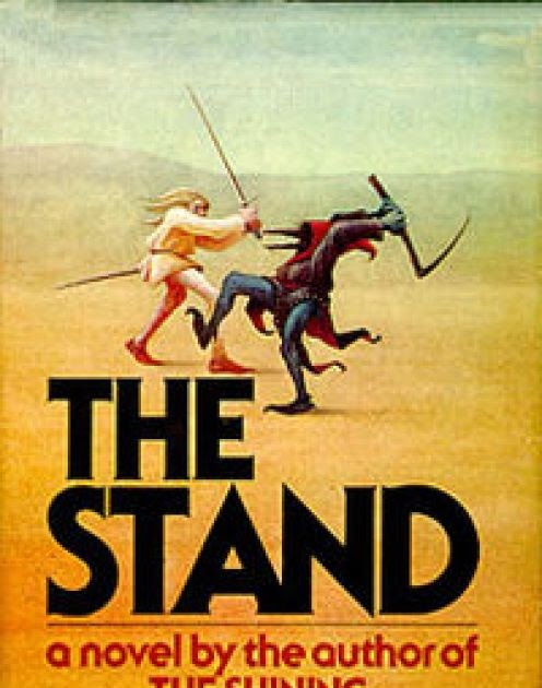 a review of stephen kings novel the stand Prior to reading the stand, the only other book of stephen king's i had read was on writing - part guide, part memoir, it had been recommended to me on a.