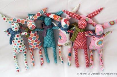 Tiny Holiday Motifs - Free Cross-stitch Pattern: