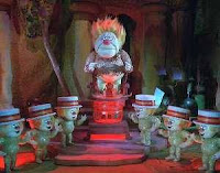 The Heat Miser and his little paragraphs