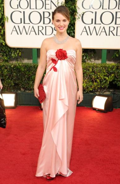 Natalie Portman Golden Globe Award Speech, 2011. GOLDEN GLOBES 2011 RECAP.