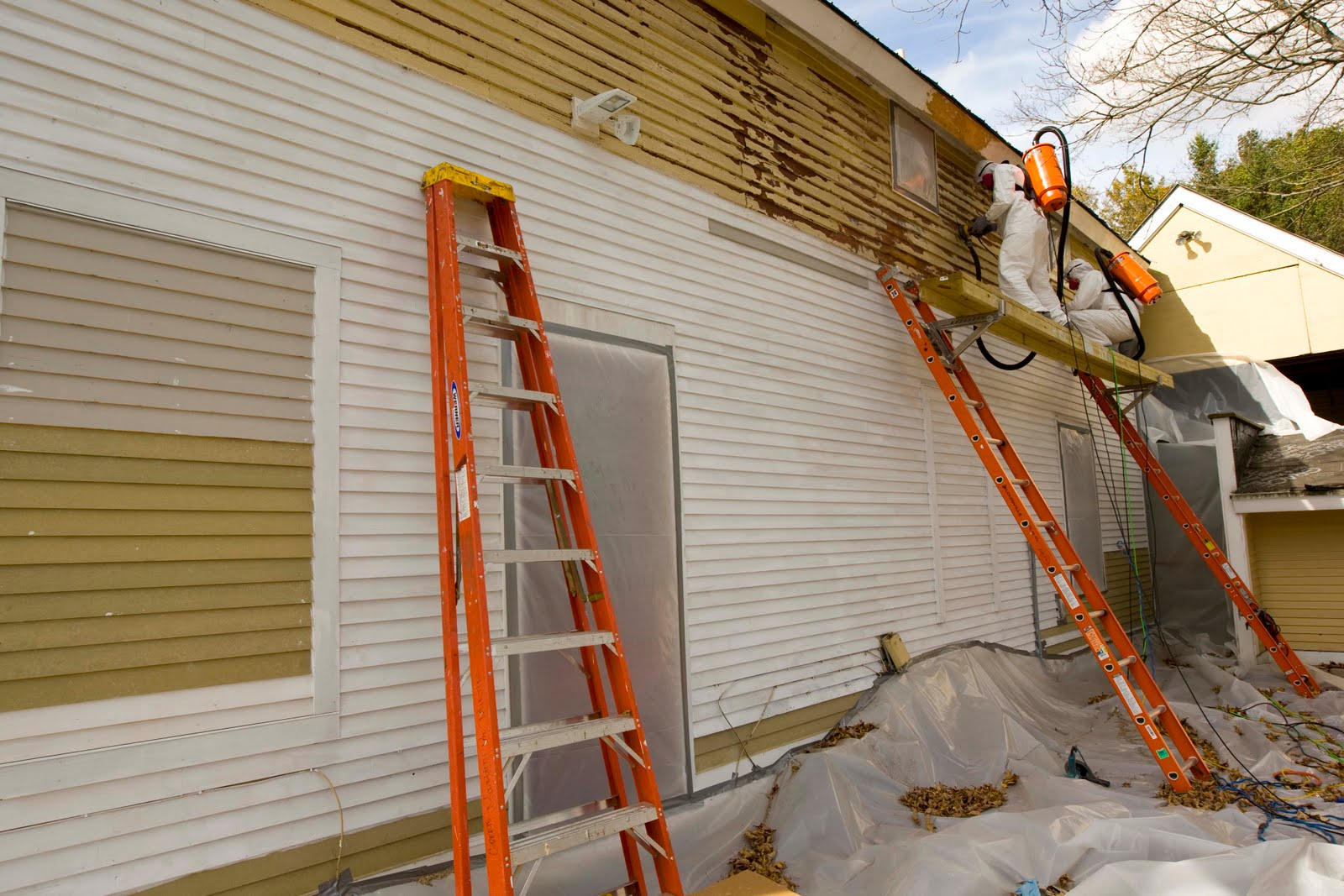 Vermont Professional Construction Painting Llc New Lead Removal Gear