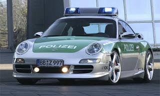 รถตำรวจ Police Cars