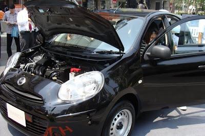 NISSAN MARCH เป็น Eco Car คันแรกในประเทศไทย