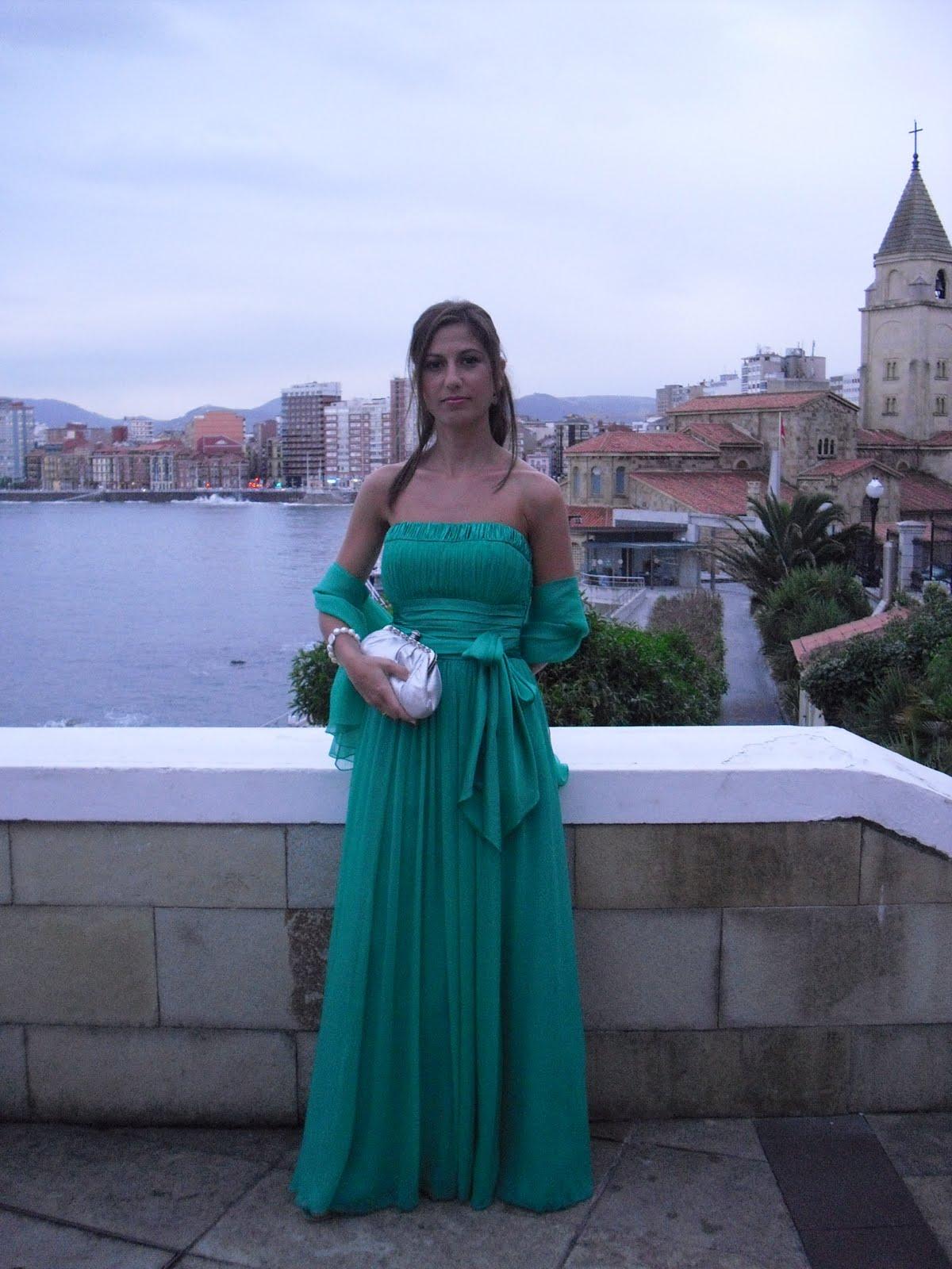 Complementos para vestido largo verde agua – Vestidos de moda blog ...