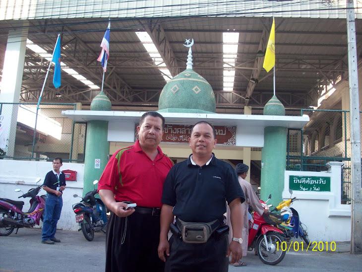 Masjid Di Chiang Mai
