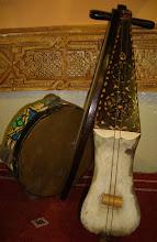 Rabab y riqq