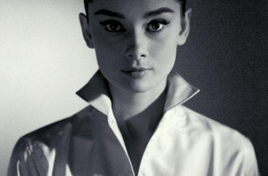Audrey Hepburn Jack Cardiff photo