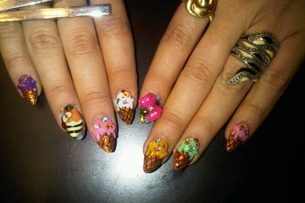 cupcake nail art-16