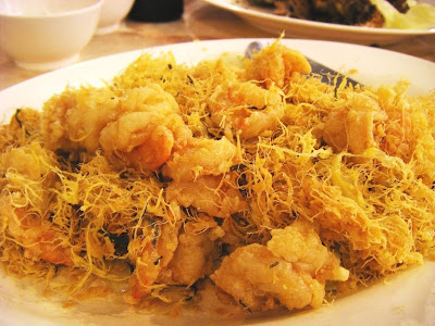 ... googled the recipe nestum butter prawn is a relatively new malaysian