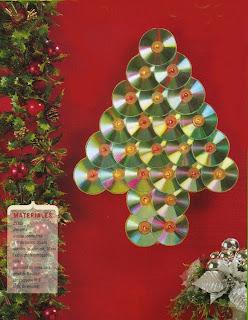 arbol de navidad con cd quizas tambin le interese ver