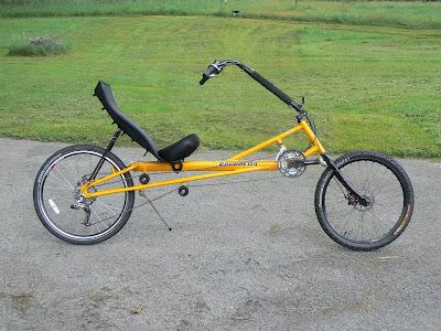 Bella 26 Squared Bacchetta Bikes