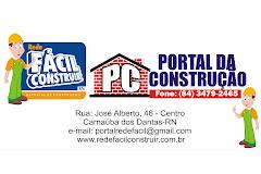 PUBLICIDADE - PORTAL DA CONSTRUÇÃO
