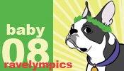 Ravelympics 2008 Medal