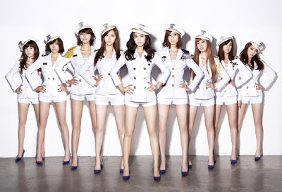 asian taiwan hongkong korea-girls generation photo pictures