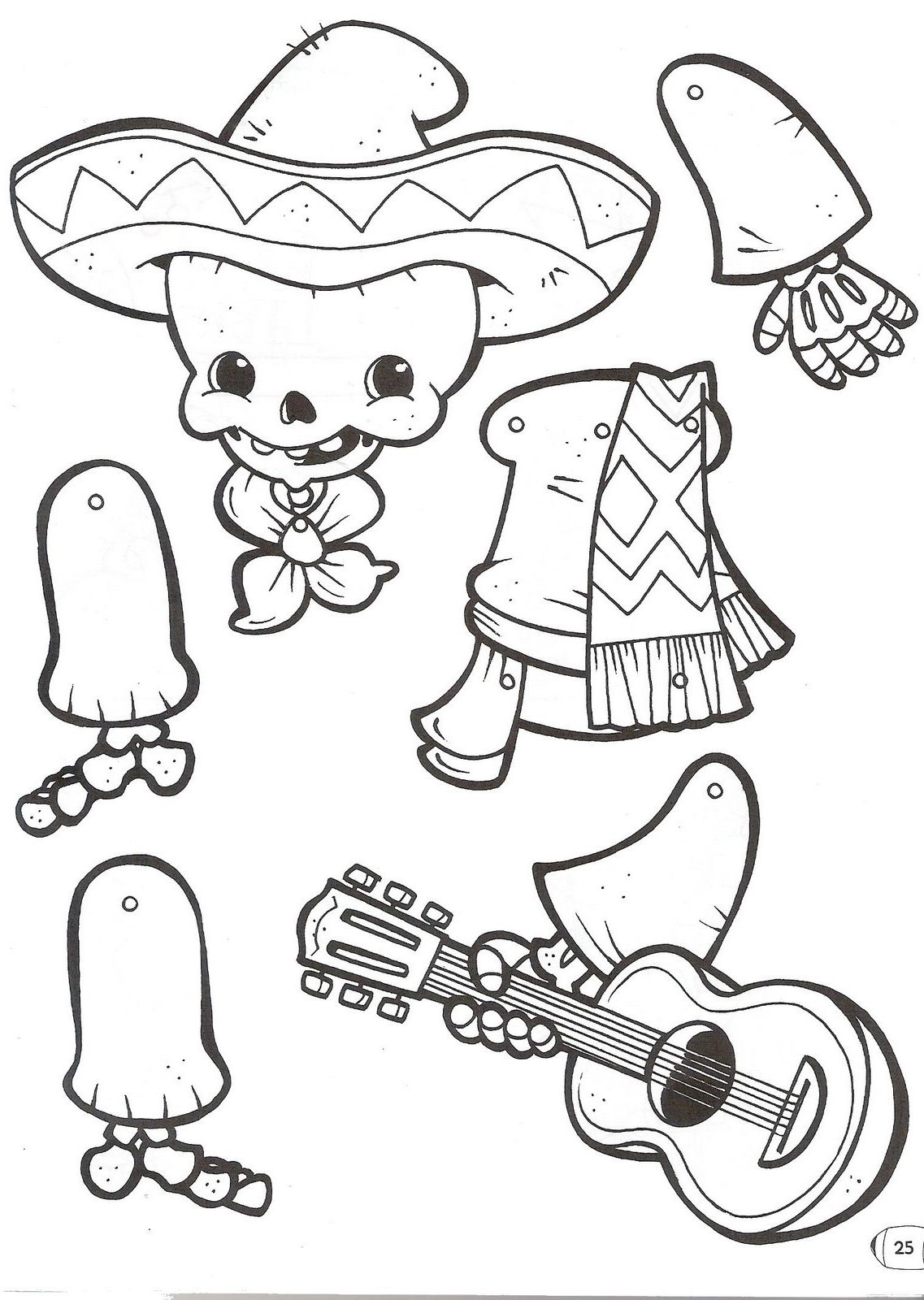 Mario As Calaveritas