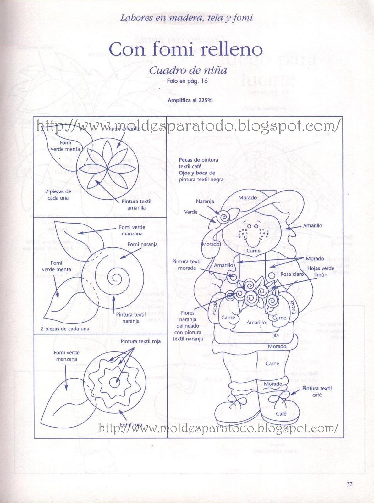 Moldes para Todo: ?Arma la carita de Mickey o Minnie