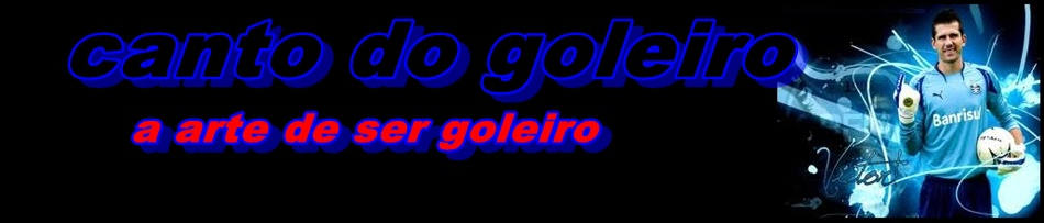 canto do goleiro