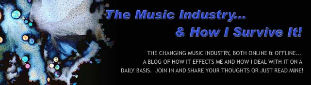 The Music Industry... & How I Survive It!