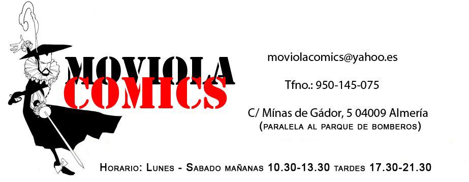 MOVIOLA COMICS
