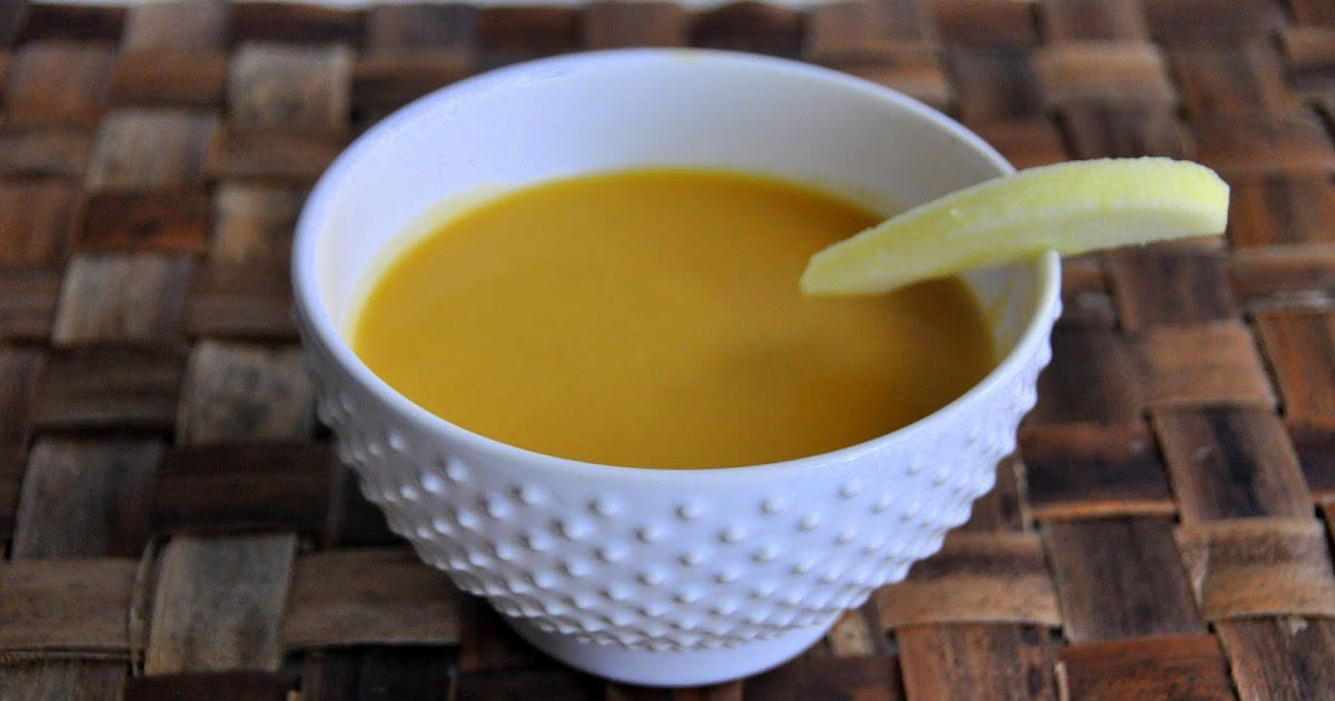 Aesthetic Nest: Cooking: Butternut Squash Soup with Apple and Ginger