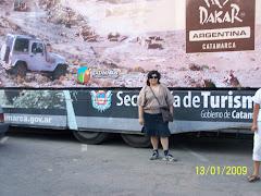 Dakar en Fiambala