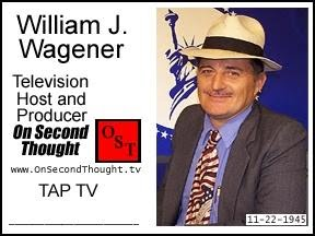 Guest Author: Public Sector/Judicial Crime Scene Traniner - Investigative Reporter; William Wagener